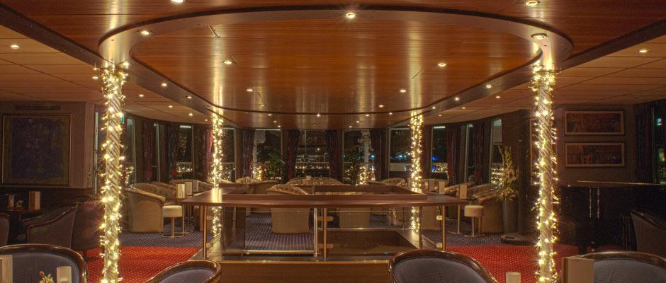 Donauschiff Amadeus Treppe