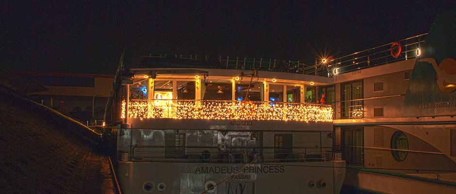 Donauschiff Amadeus Heck