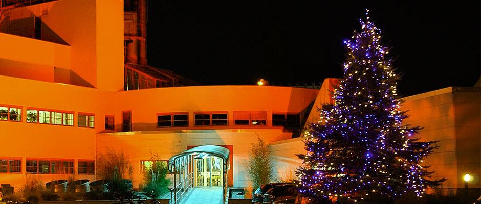 ORF Landesstudio Tirol Weihnachten aussen