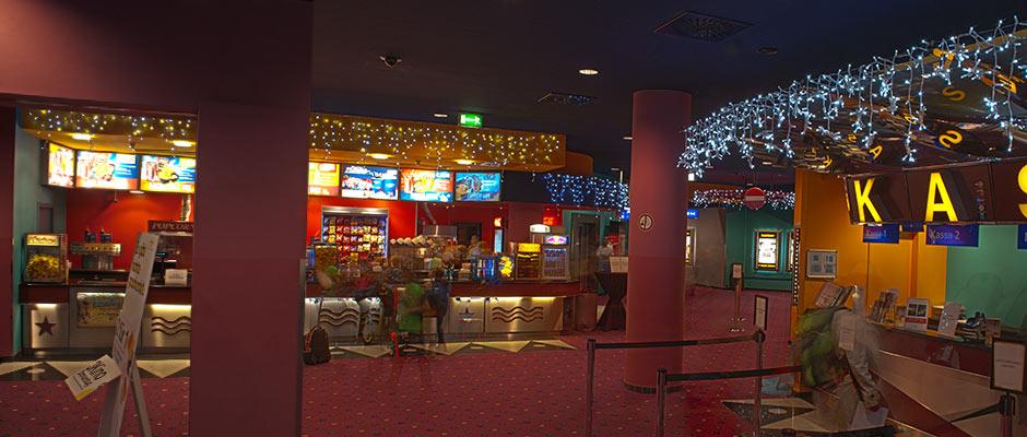Kino Village in Wien